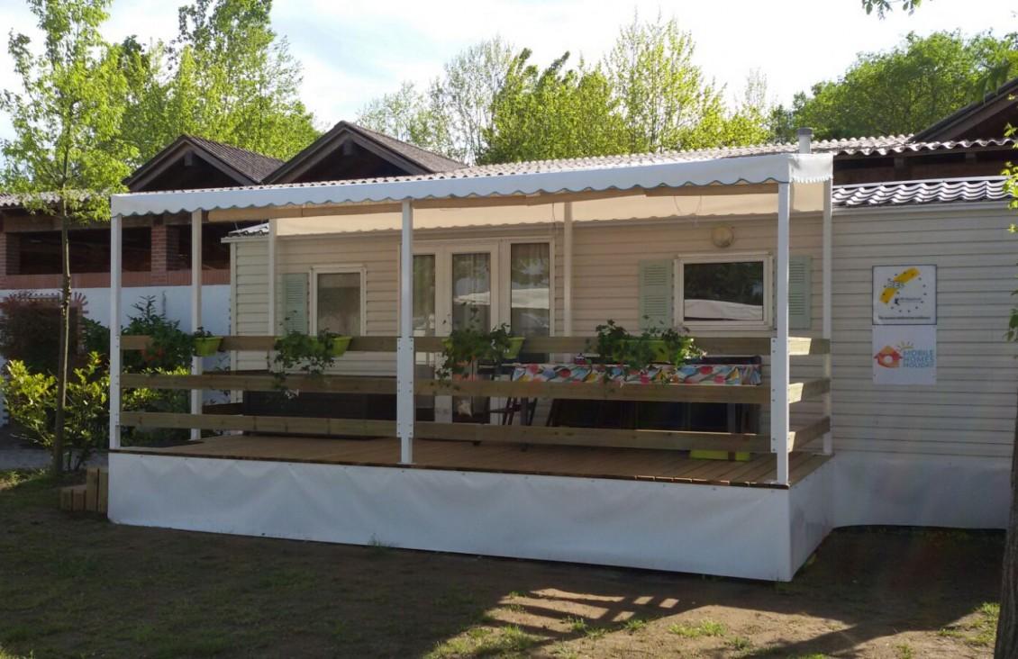 Veranda per casa mobile cavallino venezia - Mobili per veranda ...