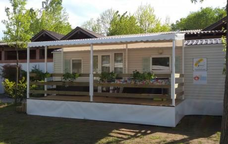 Veranda per casa mobile cavallino venezia - Casa container prezzo ...